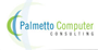The logo for Palmetto Computer Consulting